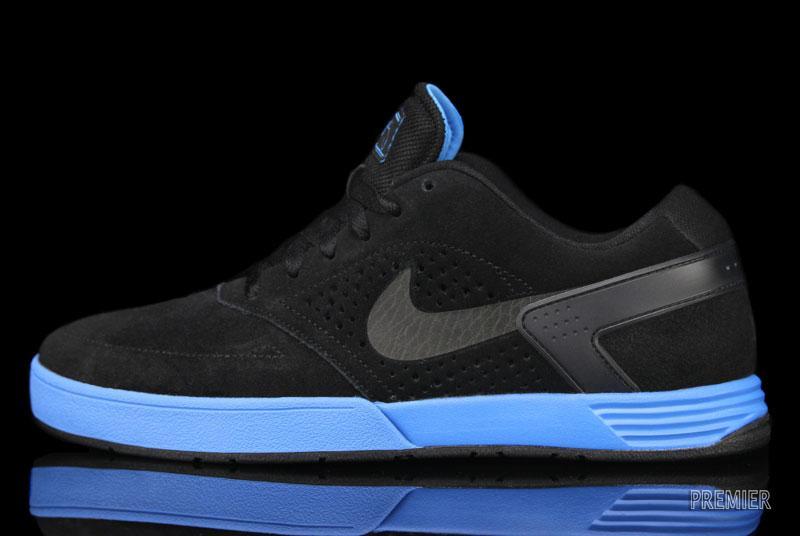 Nike SB P-Rod 6 'Black/Blue Glow' at Premier