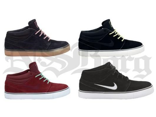Nike SB Stefan Janoski Mid - Spring 2013
