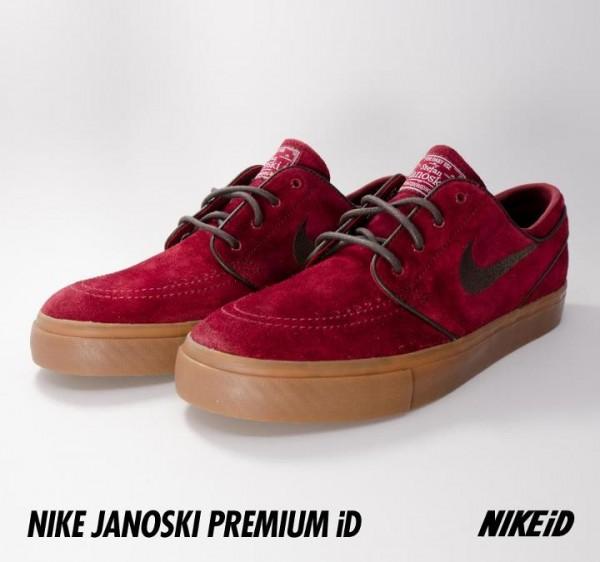 Nike SB Stefan Janoski Premium iD Samples