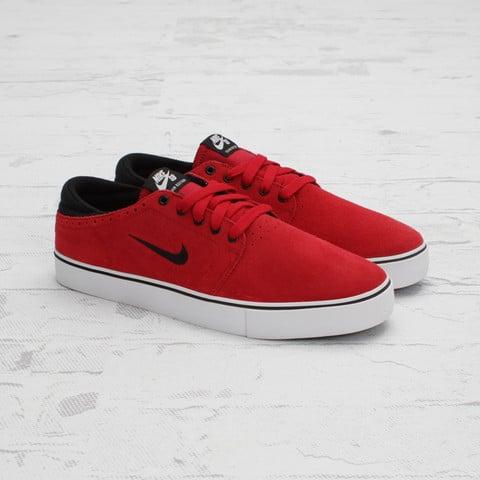 Nike SB Team Edition 2 'Gym Red/Black-White'