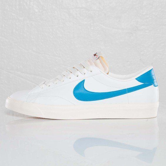 Nike Tennis Classic AC Vintage 'Summit White/Dynamic Blue-Natural'