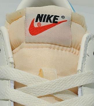 Nike Tennis Classic Vintage 'Sail/Sail-Blue' size? Exclusive
