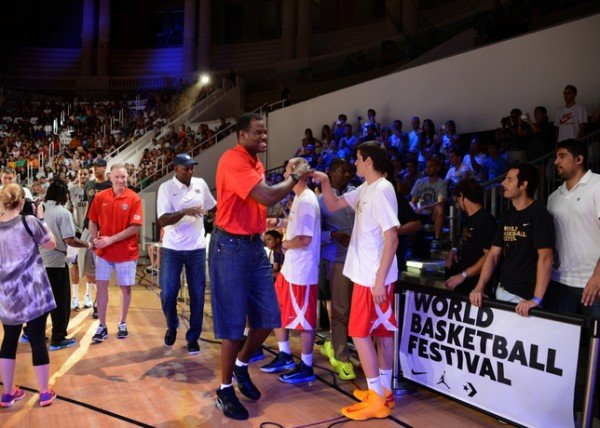 Nike World Basketball Festival 2012 Closes With Event at MNAC in Barcelona
