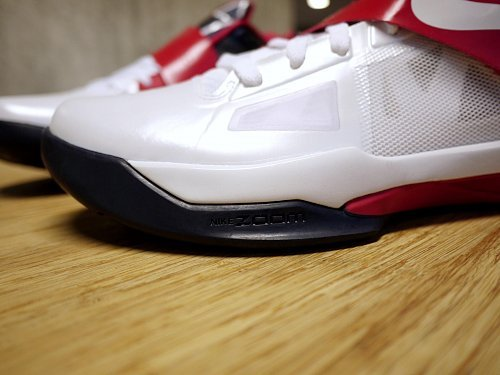 Nike Zoom KD IV 'USA' - Detailed Look