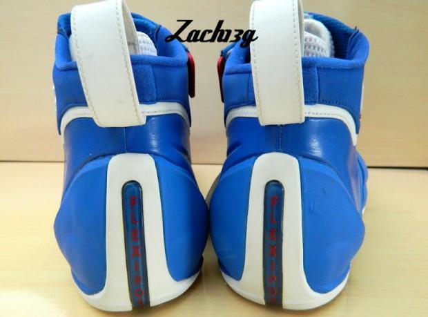 Nike Zoom LeBron IV (4) 'Flexiposite' Sample