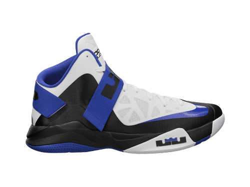 Nike Zoom Soldier 6 'White/Game Royal-Black'
