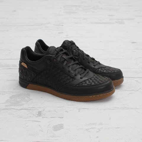 Nike5 Woven StreetGato QS 'Black/Gum Medium Brown' at Concepts