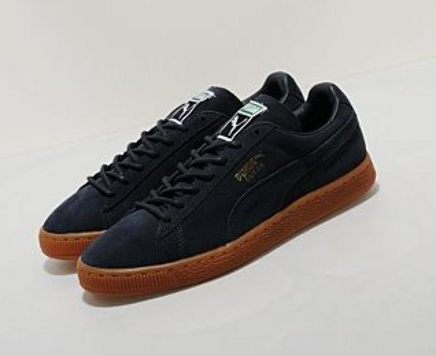 PUMA Suede Eco Tonal 'Navy/Gum'   SneakerFiles