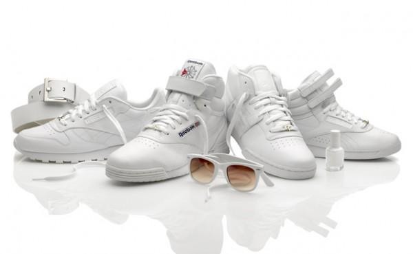 Reebok Classics All White Pack