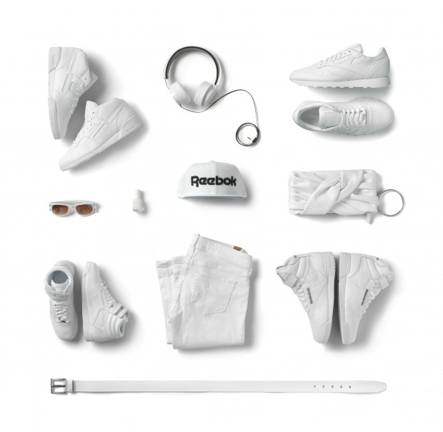Reebok Classics All White Pack