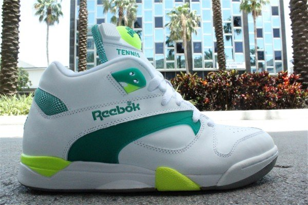 Reebok Court Victory Pump 'Michael Chang'