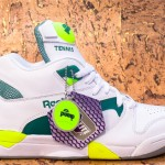 Reebok Court Victory Pump 'Michael Chang' at Packer Shoes