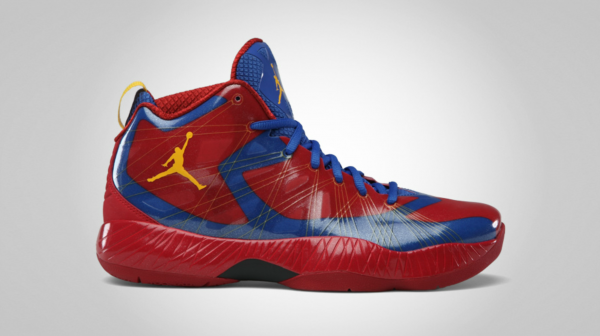 Release Reminder: Air Jordan 2012 Lite 'Game Royal/Varsity Maize-Gym Red'