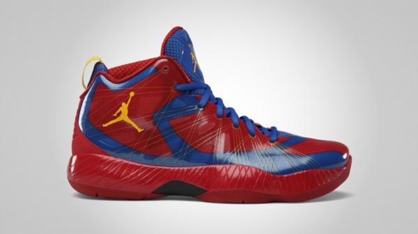 Release Reminder: Air Jordan 2012 Lite 'Game Royal/Varsity Maize-Gym Red'