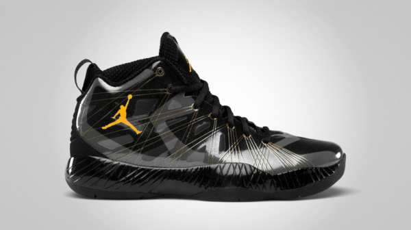 Release Reminder: Air Jordan 2012 Lite 'Light Graphite/Taxi-Black'