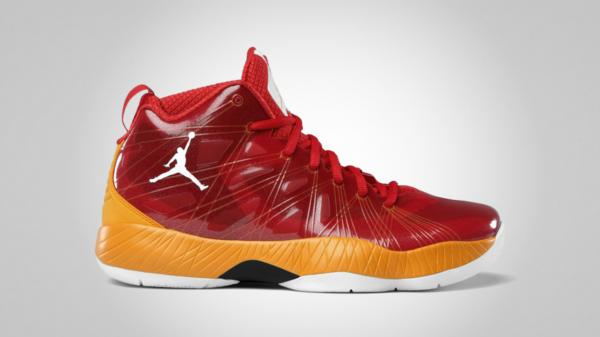 Release Reminder: Air Jordan 2012 Lite 'Sport Red/Taxi-White'