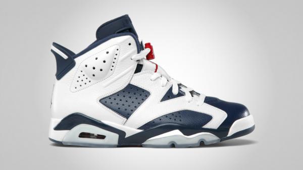Release Reminder: Air Jordan 6 'Olympic'