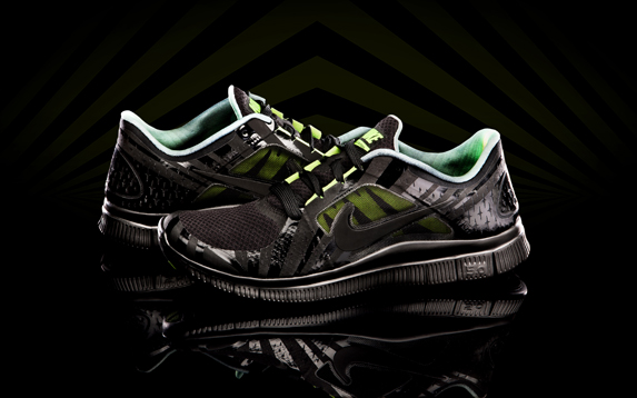 Release Reminder: Hurley x Nike Free Run+ 3 NRG