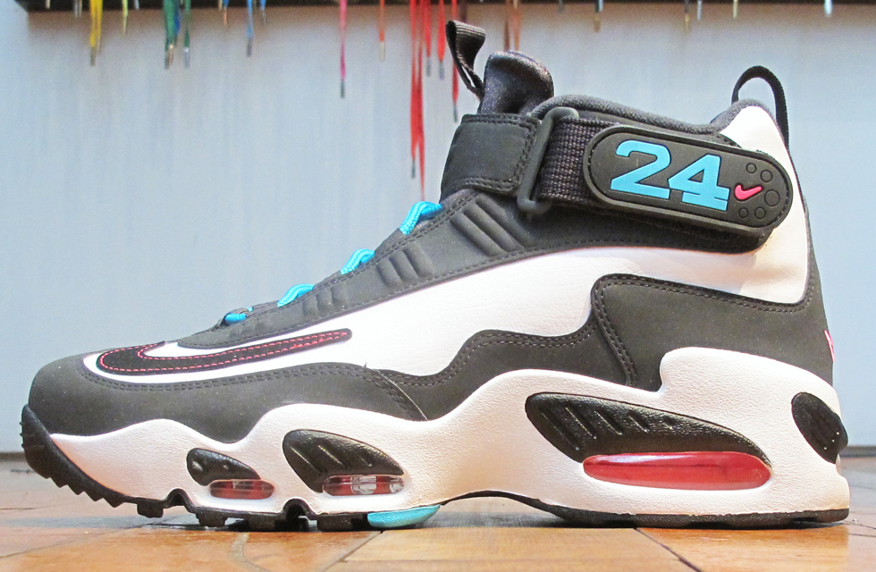 promo code d6f73 b6956 Release Reminder  Nike Air Griffey Max 1  Home Run Derby