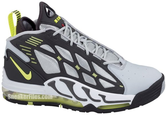 Release Reminder: Nike Air Max Pillar 'Neutral Grey/Volt-Dark Charcoal-Black'