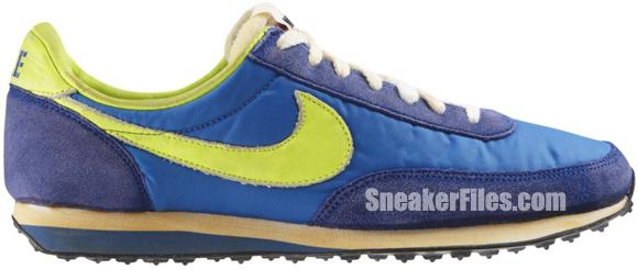 Release Reminder: Nike Elite Vintage NRG 'Italy Blue/Volt-Varsity Royal'