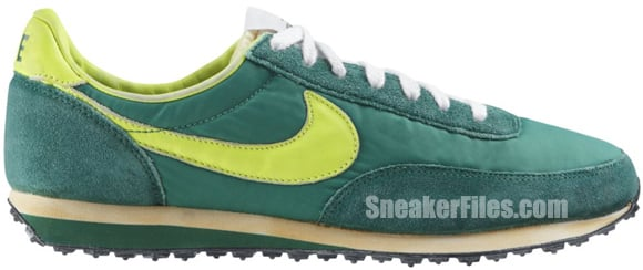 Release Reminder: Nike Elite Vintage NRG 'Pine Green/Volt-Electric Green'