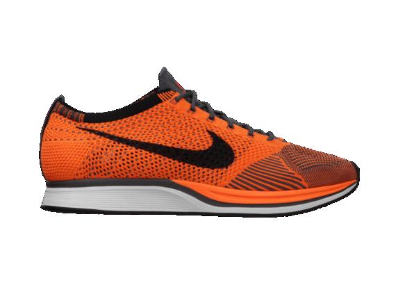 Release Reminder: Nike Flyknit Racer 'Total Orange/White-Dark Grey'