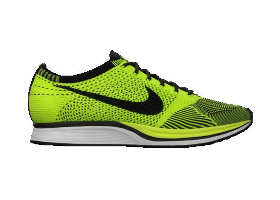 Release Reminder: Nike Flyknit Racer 'Volt/Black-Sequoia'