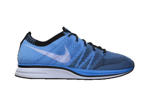 Release Reminder: Nike Flyknit Trainer+ 'Blue Glow/Blue Tint-Black'