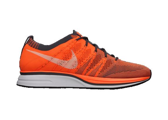 Release Reminder: Nike Flyknit Trainer+ 'Total Orange/Barely Orange-Dark Grey'