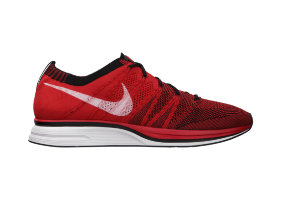 Release Reminder: Nike Flyknit Trainer+ 'University Red/White-Black'