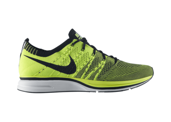 Release Reminder: Nike Flyknit Trainer+ 'Volt/Black'
