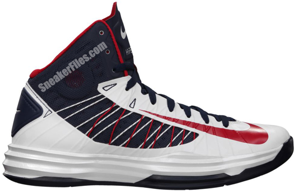 Release Reminder: Nike Hyperdunk+ Sport Pack 'Olympic'