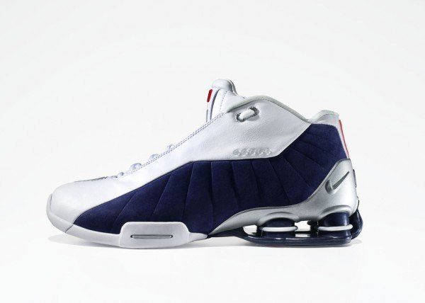 Release Reminder: Nike Shox BB4 HoH 'Olympic'