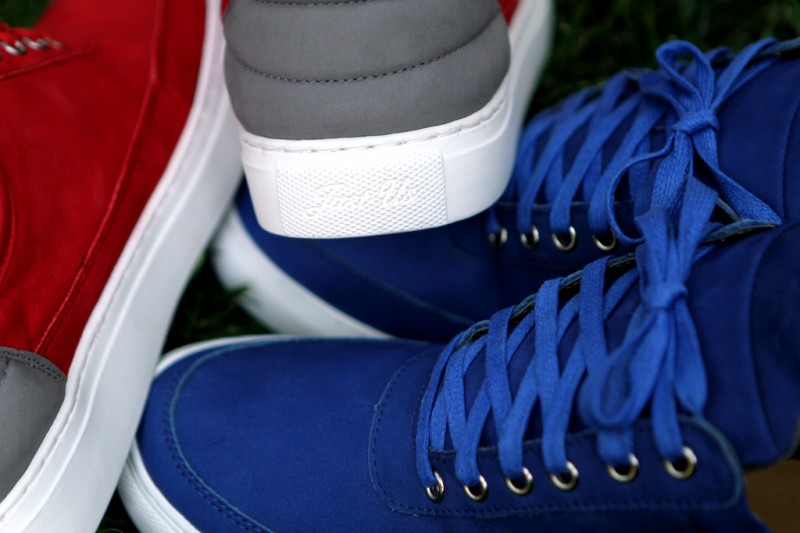 Ronnie Fieg x Filling Pieces July 4th Capsule Collection Teaser