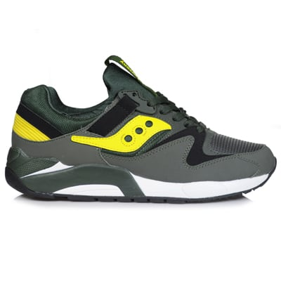 Saucony Grid 9000 'Green/Yellow/Black'
