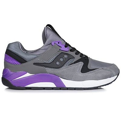 Saucony Grid 9000 'Purple/Grey/Black'
