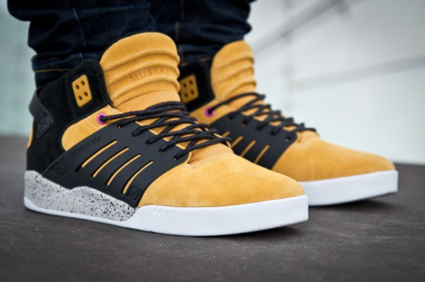 Sneaker Freaker x Supra Skytop III 'Goldenballs'