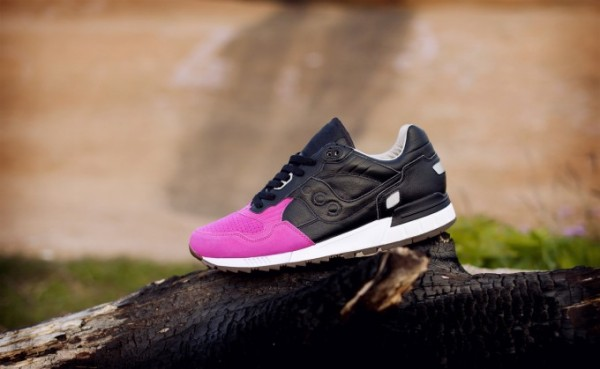 Solebox x Saucony Shadow 5000 'Pink Devil'