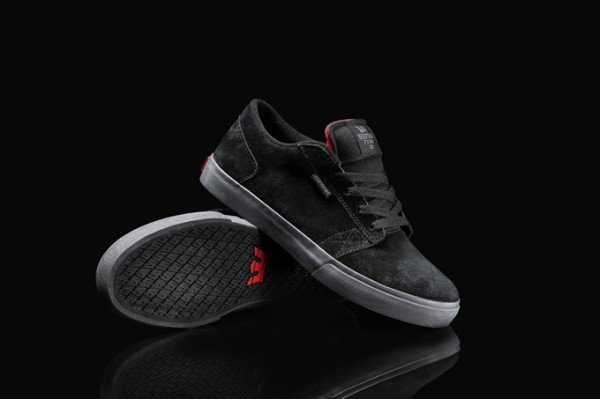 Supra Amigo 'Black and Red'