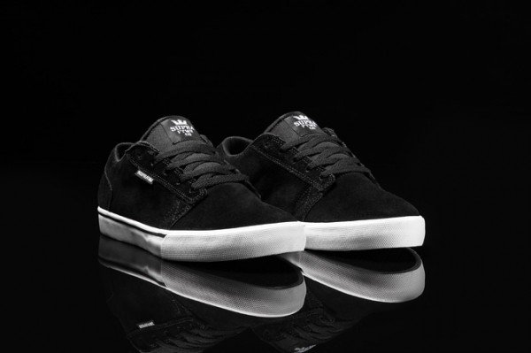 Supra Amigo 'Black and White'