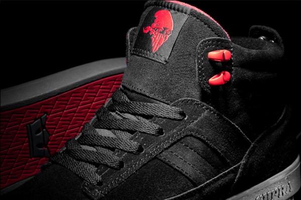 Supra Bandit 'Black and Red'