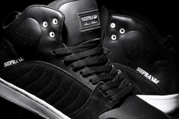 Supra S1W 'Black Suede'