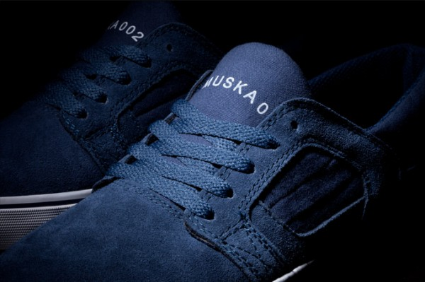 Supra Skylow 2 'Navy Suede and Canvas'