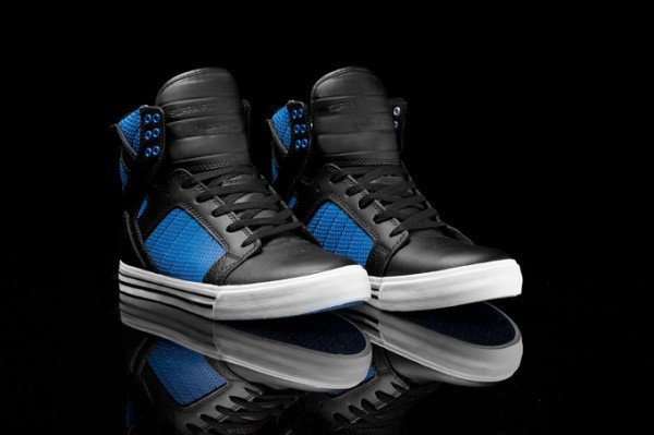 Supra Skytop 'Black/Royal/White'