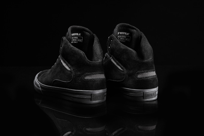 Supra Society Mid  Black and Grey   608803a9ac78