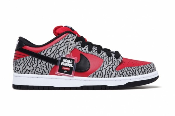 Supreme x Nike SB Dunk Low 2012 - Release Date + Info