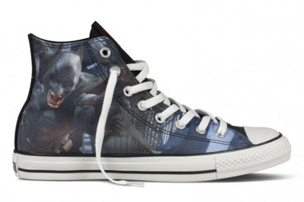 The Dark Knight Rises x Converse Chuck Taylor All-Star