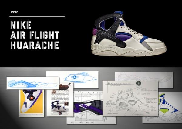 Twenty Designs That Changed The Game – Nike Air Flight Huarache