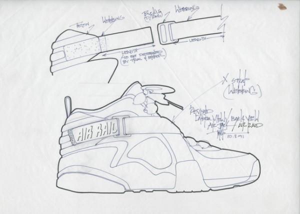 Twenty Designs That Changed The Game – Nike Air Raid